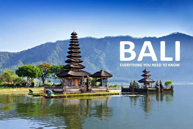 Bali hòn đảo thơ mộng của Indonesia