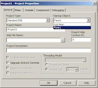 membuat module koneksi di vb 6.0