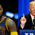 LEBRON JAMES  VS DONALD TRUMP