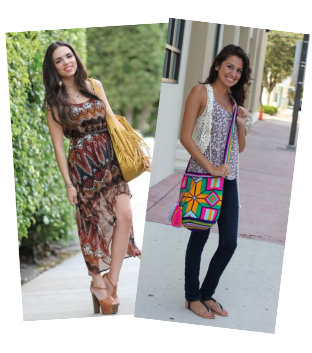 Tribal Prints #1 Fall Trend In Miami