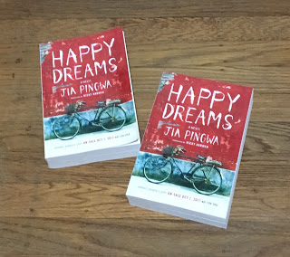 GIVEAWAY: Happy Dreams