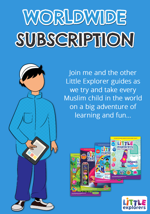 Little Explorers Magazine