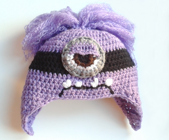 evil-minion-crochet-hat