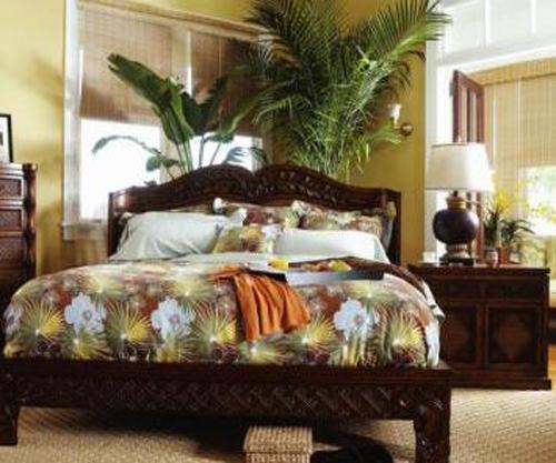 hawaiian bedroom furniture ideas
