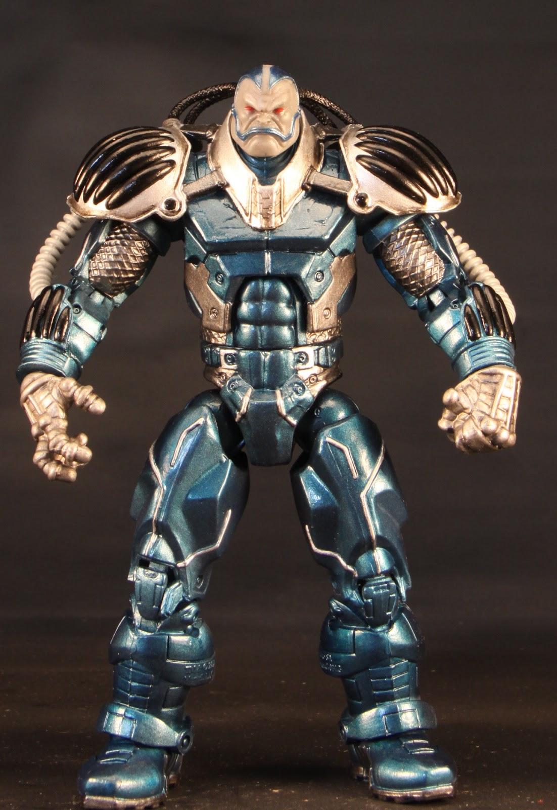 Marvel Universe BAF Apocalypse FULLY LOADED - Toy ...