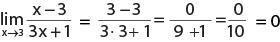 Contoh soal limit fungsi dan pembahasannya nomor 7