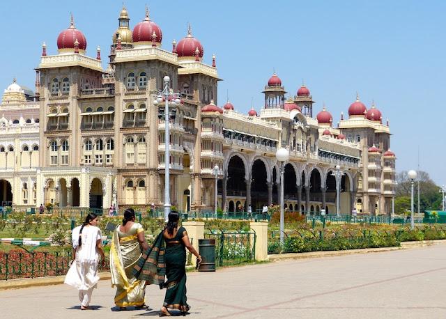 Mysore,Best Cities to Visit in India