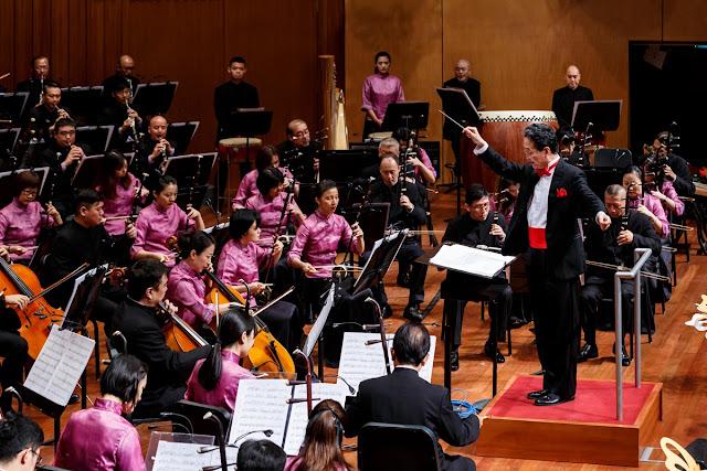 Γιάννενα: Σήμερα η Κινεζική Ορχήστρα Σιγκαπούρης,στο Διεθνές Φεστιβάλ Δωδώνης