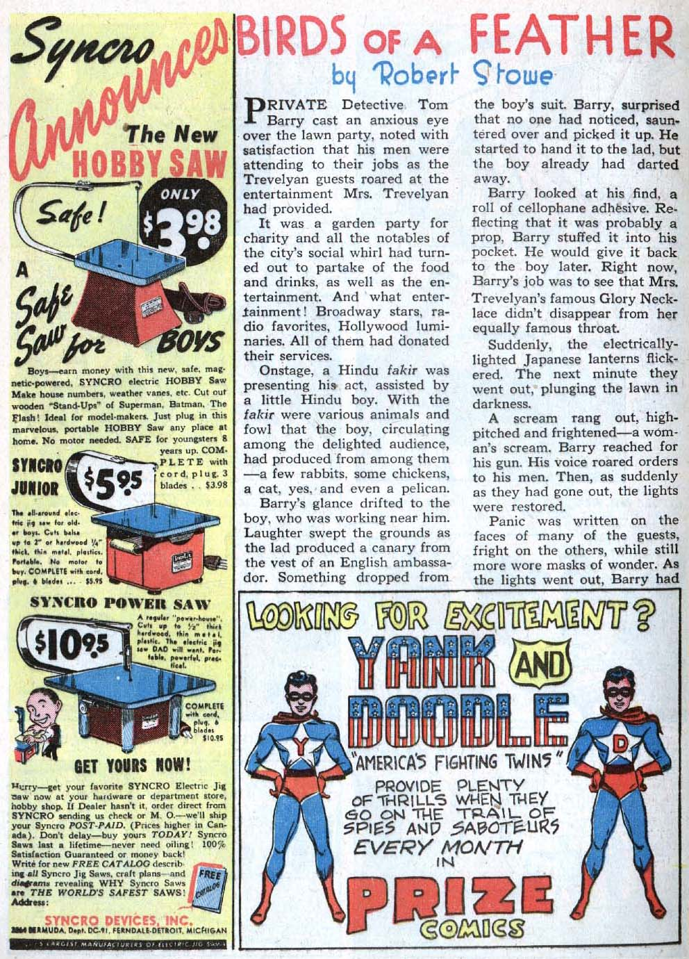 Read online Action Comics (1938) comic -  Issue #40 - 46