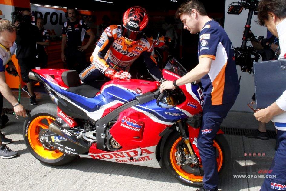 MotoGP : Dovizioso mulai khawatir dengan motor baru tim pabrikan Honda !