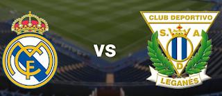 مشاهدة مباراة ريال مدريد وليغانيس بث مباشر بتاريخ 01-09-2018 الدوري الاسباني