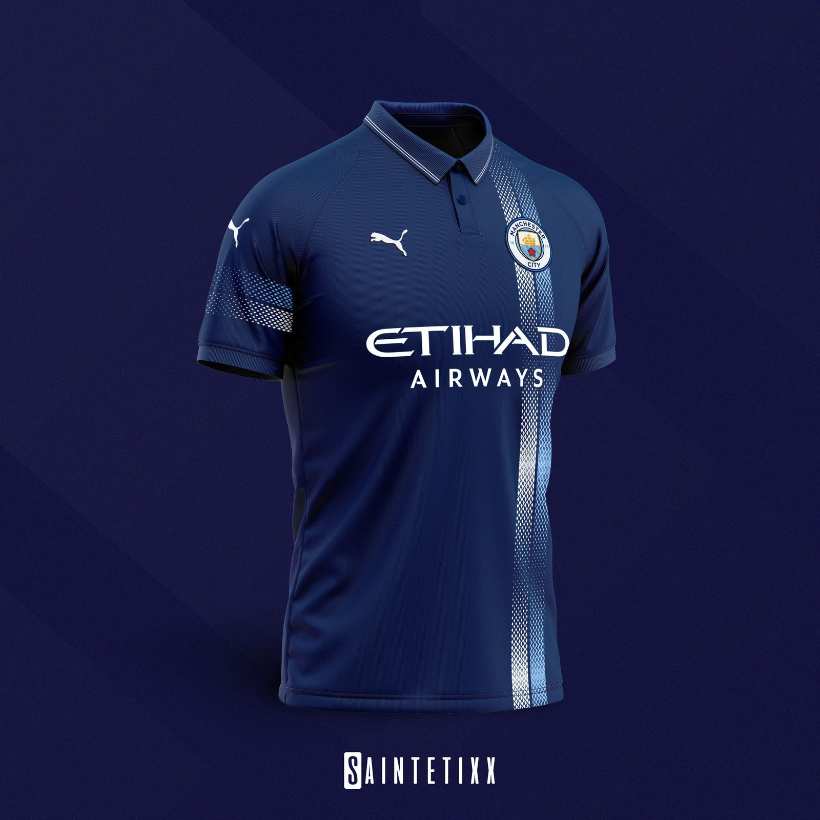 Classy Puma x Manchester City Concept Kits by Saintetixx ...