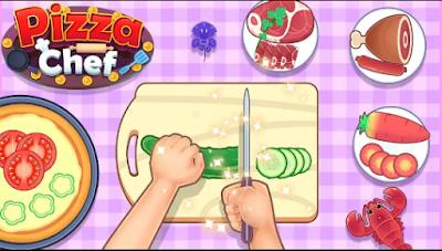 Pizza chef – permainan memasak