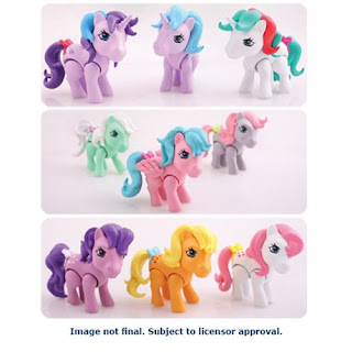 My Little Pony 3-Inch Series 1 Mini-Figure Display Case - Free Shipping