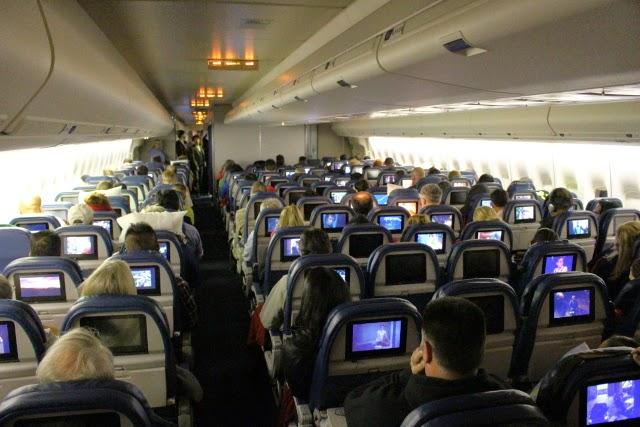 ZipanguFlyer: CoachFlyer DL283: NRT - BKK on Delta Air ...