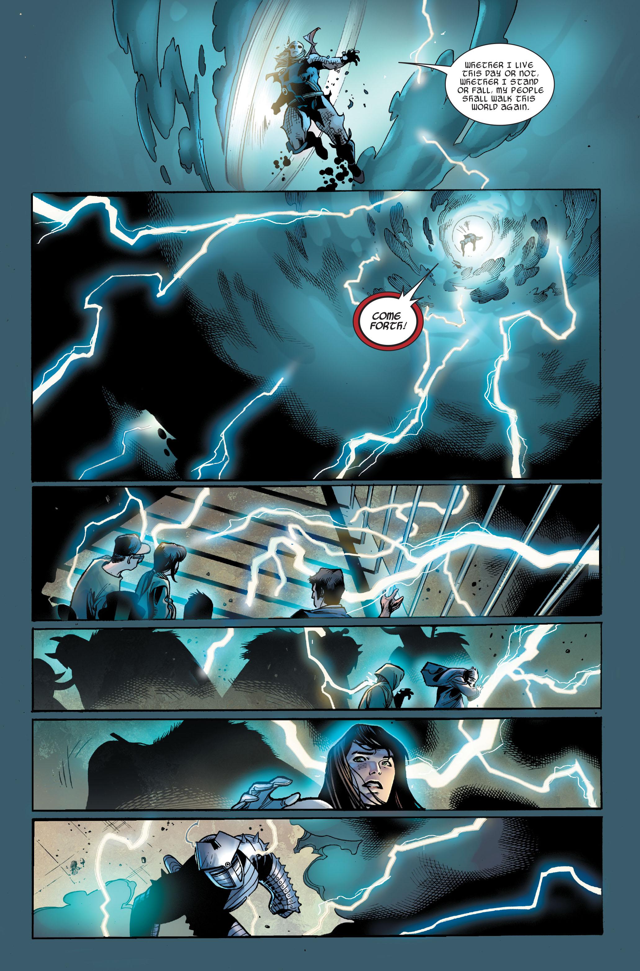 Thor (2007) Issue #5 #5 - English 18