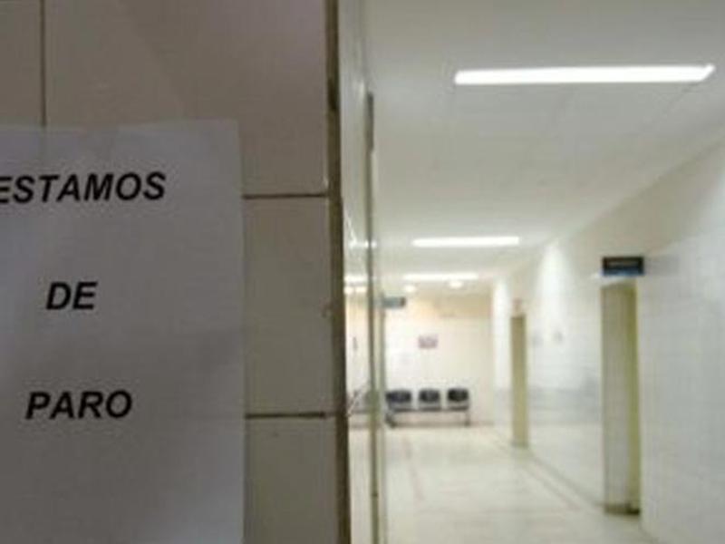 Médicos de provincia argentina otra vez en paro