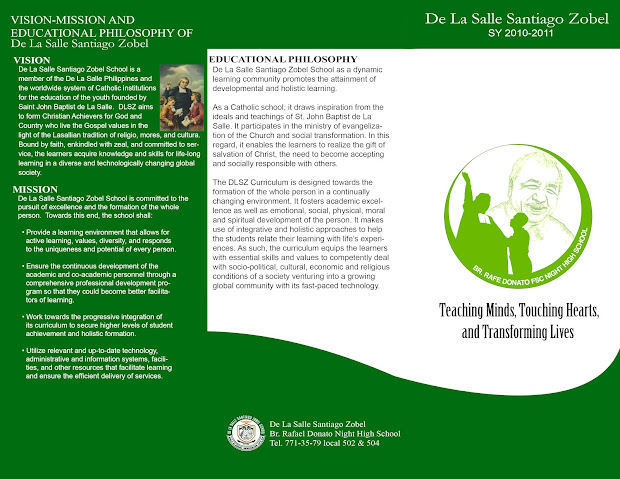 Katriz Anne Yang Brochure Layout
