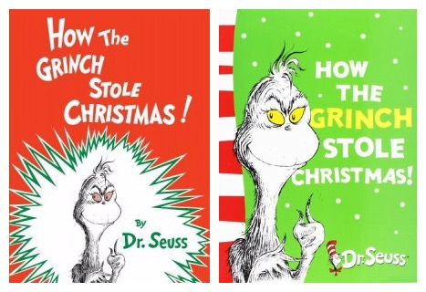 How The Grinch Stole Christmas Book Illustrations.Christmas Classic How The Grinch Stole Christmas Zili In
