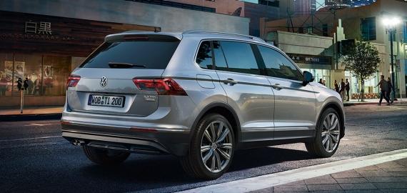 Gamma motori Volkswagen Tiguan: diesel e benzina. Caratteristiche e consumi