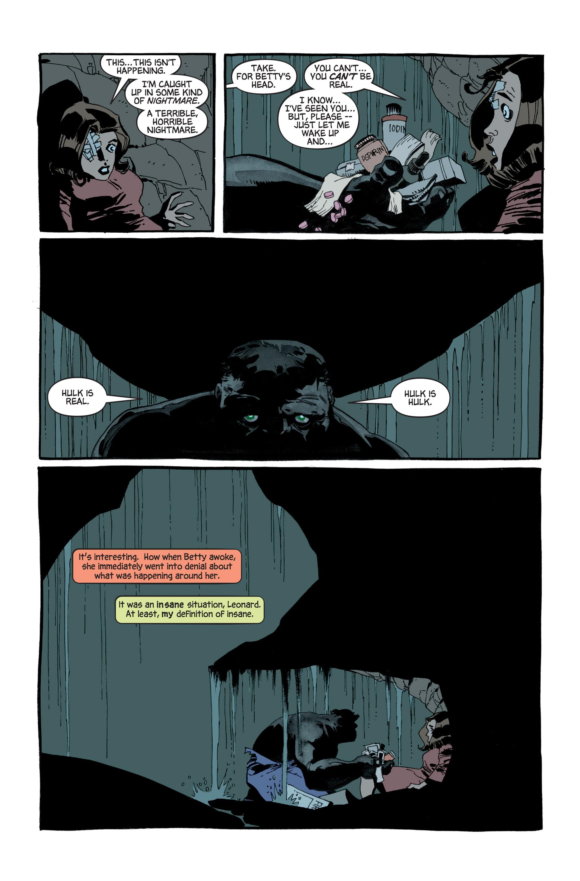 Read online Hulk: Gray comic -  Issue #5 - 9