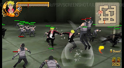 Naruto Ultimate Ninja Impact Mod Texture Boruto Replace Naruto