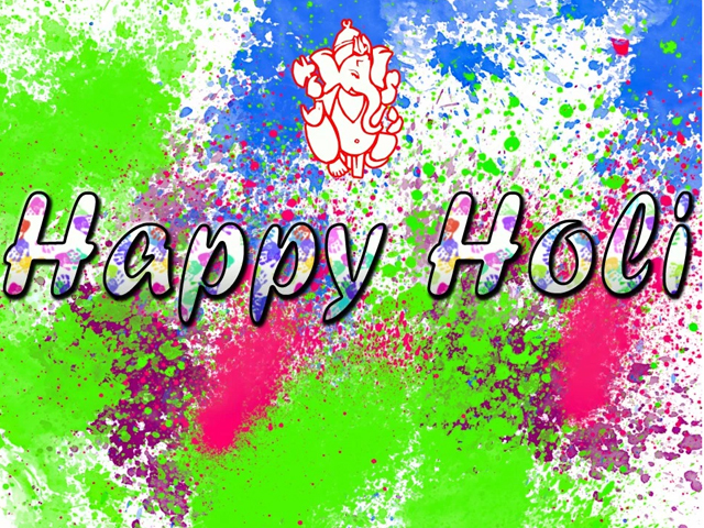 Happy Holi WhatsApp Status 2017