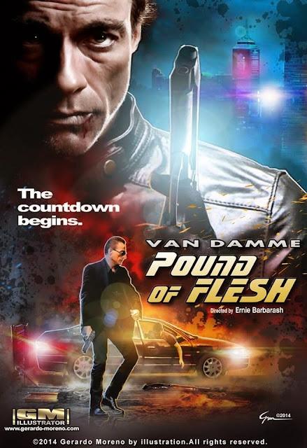 Pound of Flesh (2015) ταινιες online seires oipeirates greek subs