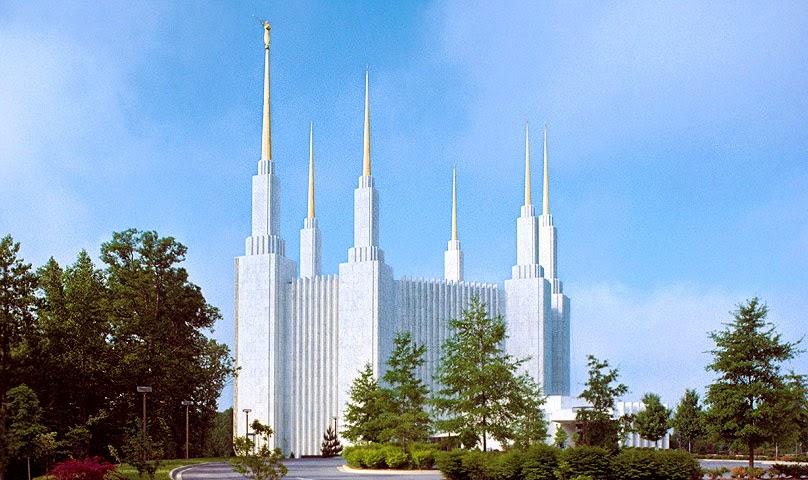 Tempel Mormonen Fakten