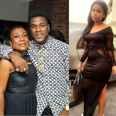 Burna Boy's mother :Uju Stella respond to her comments at Instagram page