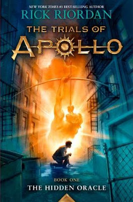 trials of apollo, rick riordan