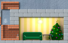 Santa's Chimney Trouble walkthrough