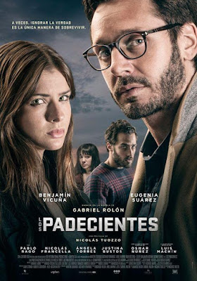 Los Padecientes 2017 Custom HDRip NTSC Latino 5.1