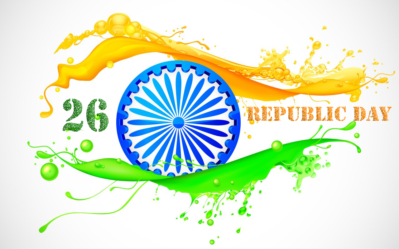 26th January 2017 Happy Republic Day image