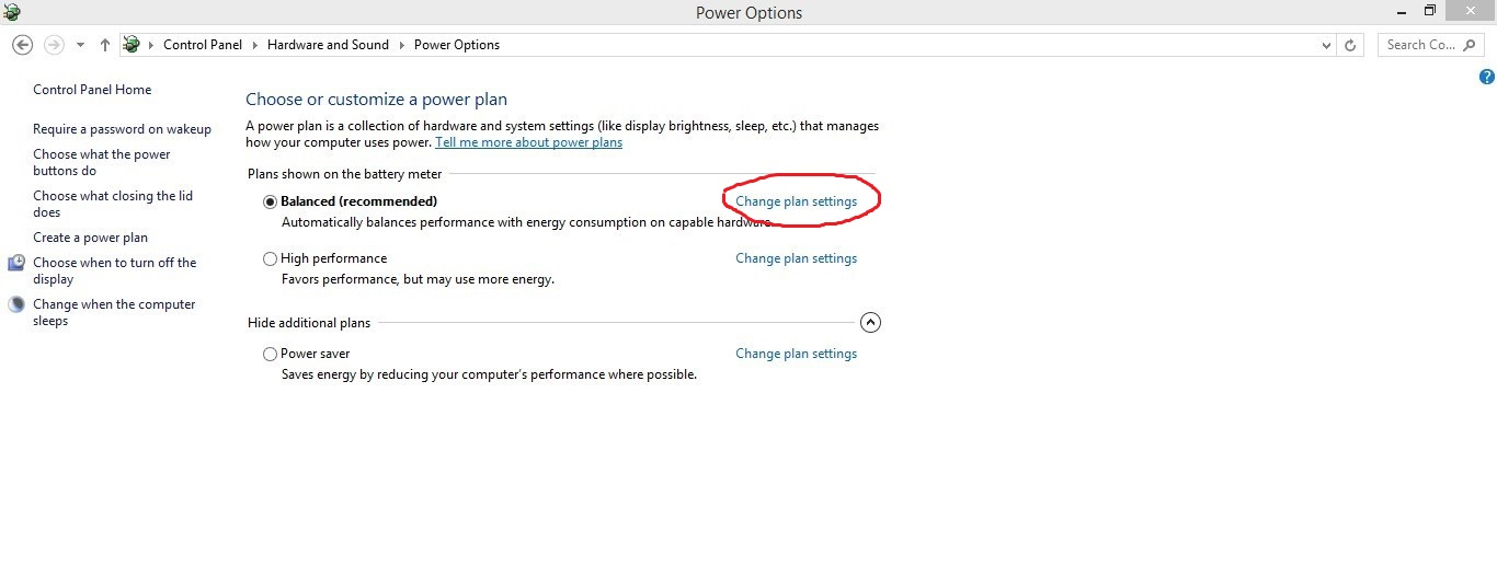Disable Intel's automatic change 60hz to 40hz refresh rate