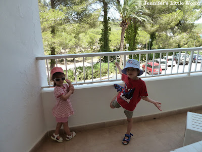 Our family holiday in Ibiza