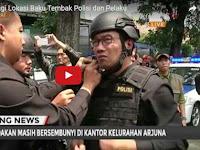 Video Nekat, Wali Kota Bandung Ridwan Kamil Masuk ke Lokasi Baku Tembak