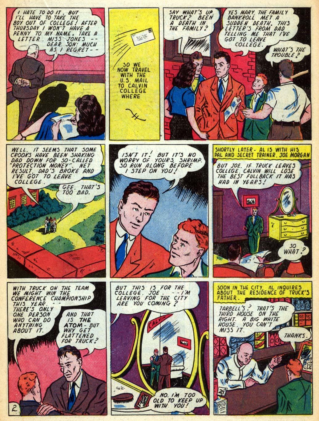 Read online All-American Comics (1939) comic -  Issue #22 - 31