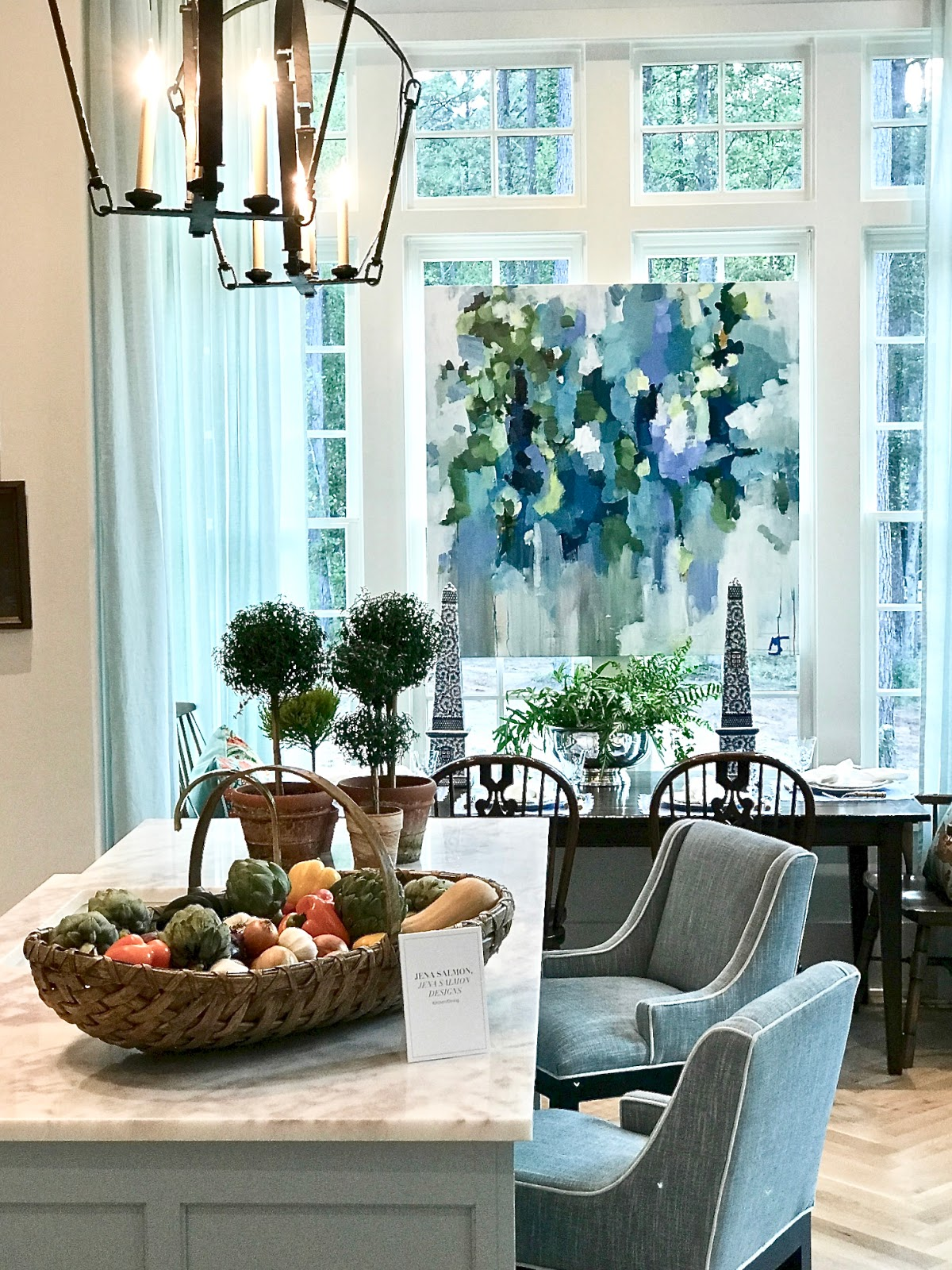 SERENBE SHOWHOUSE PART 2 - design indulgence