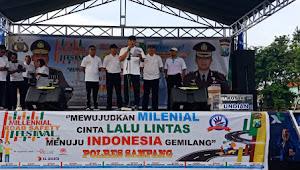 Polres Sampang Kampanyekan MRSF