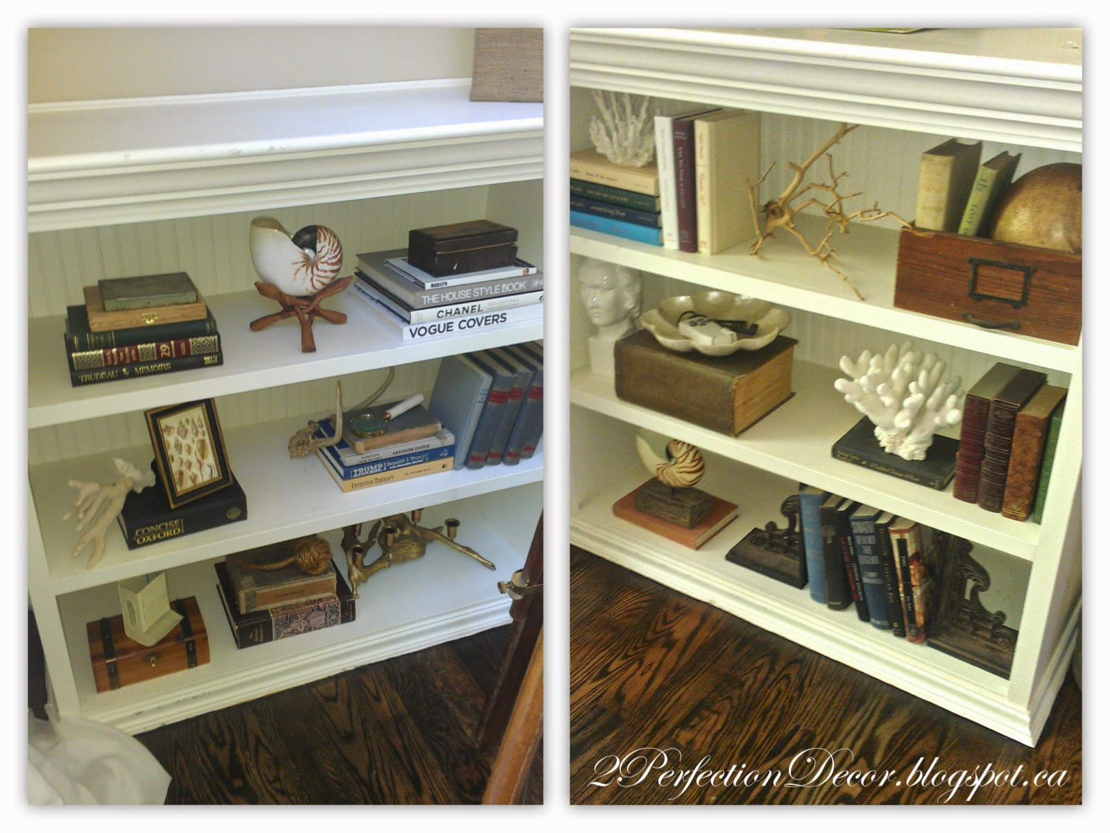2Perfection Decor: Neutral Living Room Reveal