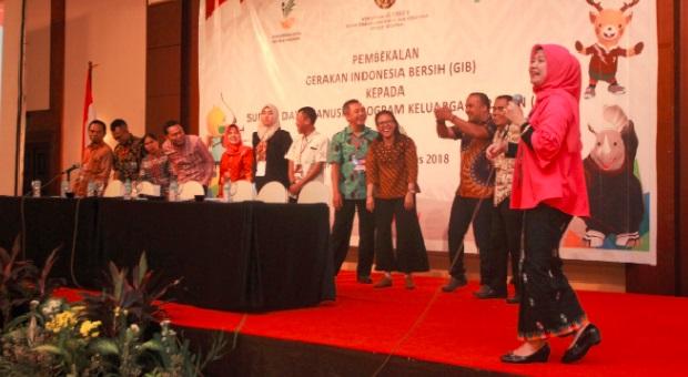 Kreativitas SDM PKH Berkontribusi Kembangkan Gerakan Indonesia Bersih
