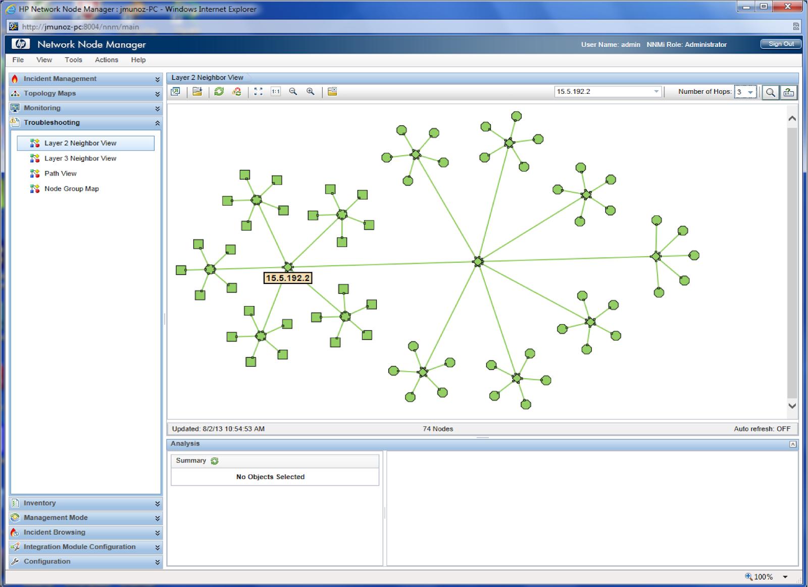 Gambit Communications Blog Mimic Snmp Simulator And Hp Nnmi