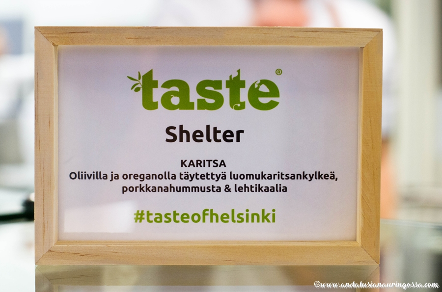 Taste of Helsinki 2017_Shelter_Andalusian auringossa_ruokablogi_viiniblogi
