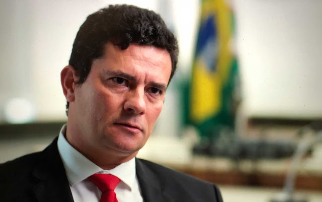 Sergio Moro não descarta participar do governo Bolsonaro
