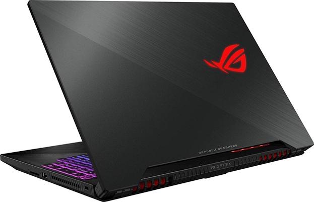 ASUS ROG STRIX SCAR II GL504GM-ES155T: procesador Core i7 + gráfica GeForce GTX 1060