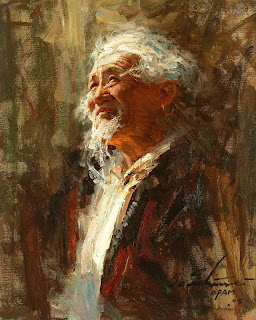 Tu Zhiwei | Chinese Figurative Artist | 1951