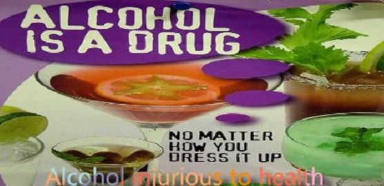 alcohol is drug