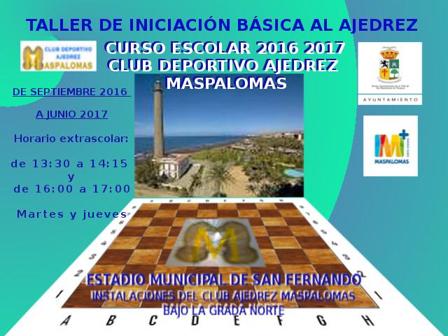 Ajedrez maspalomas y punto el club deportivo de ajedrez - Proyecto club deportivo ...
