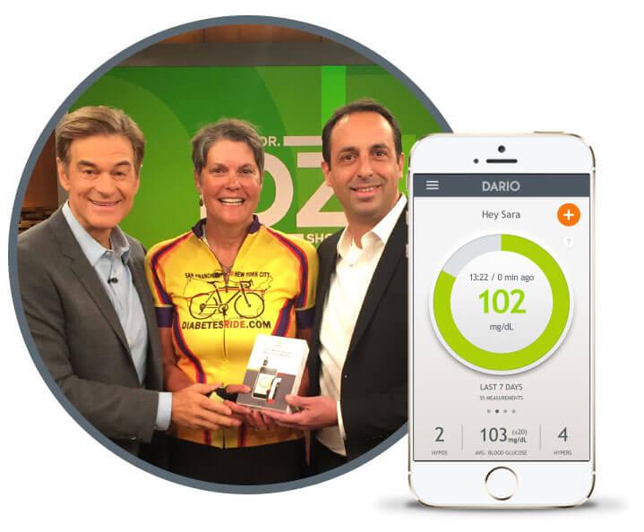 Dario Glucose Meter Starter Kit